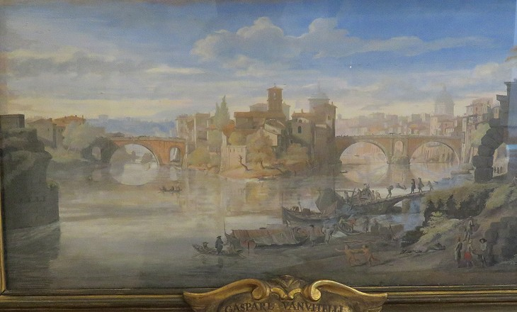 Tiber bridges