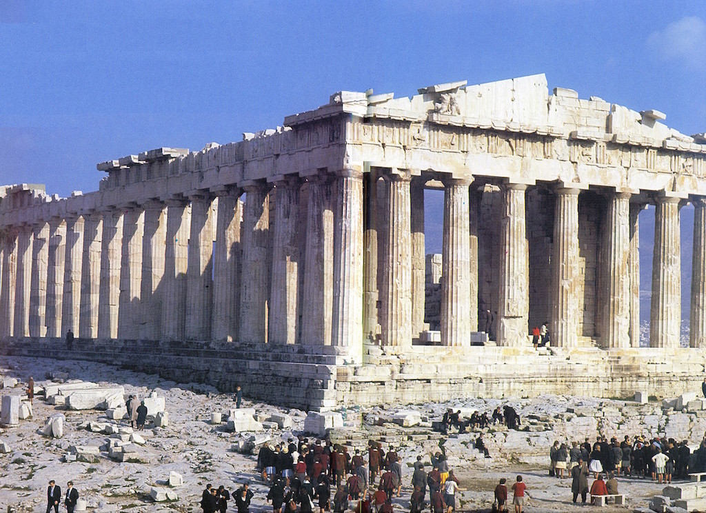 Trabeate-Acropolis